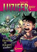 Cover-Bild zu Luzifer junior (Band 9) - Ein Dämon im Klassenzimmer von Till, Jochen