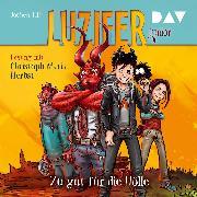 Cover-Bild zu Luzifer junior (Audio Download) von Till, Jochen