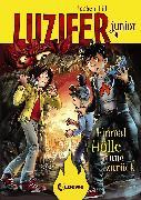 Cover-Bild zu Luzifer junior 3 - Einmal Hölle und zurück (eBook) von Till, Jochen