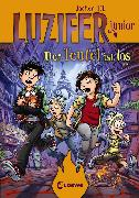 Cover-Bild zu Luzifer junior 4 - Der Teufel ist los (eBook) von Till, Jochen