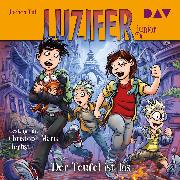 Cover-Bild zu Luzifer junior - Teil 4: Der Teufel ist los (Audio Download) von Till, Jochen