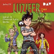 Cover-Bild zu Luzifer junior - Teil 2: Ein teuflisch gutes Team (Audio Download) von Till, Jochen
