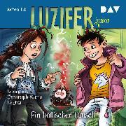 Cover-Bild zu Luzifer junior - Teil 5: Ein höllischer Tausch (Audio Download) von Till, Jochen