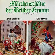 Cover-Bild zu Grimm, Gebrüder: Märchenschätze der Brüder Grimm, Folge 3: Schneewittchen, Dornröschen, Frau Holle, Der Froschkönig (Audio Download)