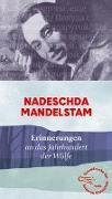 Cover-Bild zu Mandelstam, Nadeschda: Erinnerungen