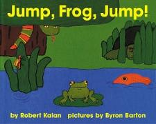 Cover-Bild zu Kalan, Robert: Jump, Frog, Jump! Board Book