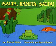 Cover-Bild zu Kalan, Robert: ¡Salta, Ranita, salta!