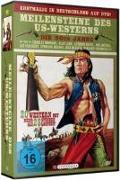Cover-Bild zu Charles Bronson (Schausp.): Meilensteine des US-Westerns (Deluxe Box)