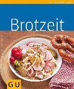 Cover-Bild zu Casparek, Petra: Brotzeit (eBook)