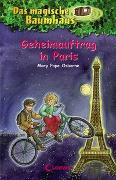 Cover-Bild zu Pope Osborne, Mary: Das magische Baumhaus (Band 33) - Geheimauftrag in Paris