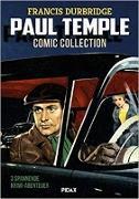 Cover-Bild zu Durbridge, Francis: Paul Temple Comic Collection (eBook)