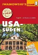 Cover-Bild zu Kruse-Etzbach, Dirk: USA Süden - Reiseführer von Iwanowski (eBook)