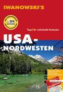 Cover-Bild zu Brinke, Margit: USA-Nordwesten - Reiseführer von Iwanowski