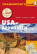 Cover-Bild zu Bromberg, Marita: USA-Südwesten - Reiseführer von Iwanowski (eBook)