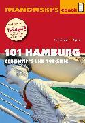 Cover-Bild zu Kiss, Ilona: 101 Hamburg - Reiseführer von Iwanowski (eBook)