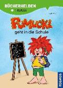 Cover-Bild zu Kaut, Ellis: Pumuckl, Bücherhelden 1. Klasse, Pumuckl geht in die Schule