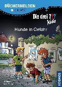 Cover-Bild zu Blanck, Ulf: Die drei ??? Kids, Bücherhelden 2. Klasse, Hunde in Gefahr (drei Fragezeichen Kids) (eBook)