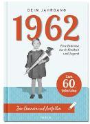 Cover-Bild zu Pattloch Verlag: 1962 - Dein Jahrgang