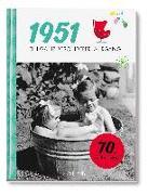 Cover-Bild zu Pattloch Verlag: 1951 - Ein ganz besonderer Jahrgang