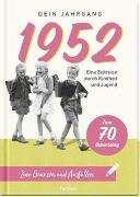 Cover-Bild zu Pattloch Verlag: 1952 - Dein Jahrgang