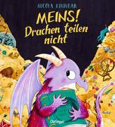 Cover-Bild zu Kinnear, Nicola: Meins! Drachen teilen nicht