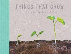 Cover-Bild zu Walden, Libby: Things That Grow