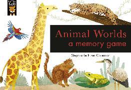 Cover-Bild zu Walden, Libby: Animal Worlds: A Memory Game