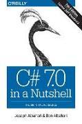 Cover-Bild zu Albahari, Joseph: C# 7.0 in a Nutshell