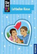 Cover-Bild zu Heger, Ann-Katrin: Die drei !!!, 84, Luftballon-Küsse
