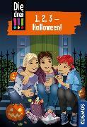 Cover-Bild zu Vogel, Maja von: Die drei !!!, 1, 2, 3 - Halloween! (drei Ausrufezeichen) (eBook)