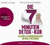 Cover-Bild zu Rubin, Franziska: Die 7-Minuten-Detox-Kur