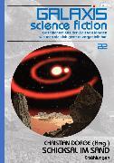 Cover-Bild zu Chambers, Robert W.: GALAXIS SCIENCE FICTION, Band 22: SCHICKSAL IM SAND (eBook)