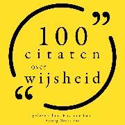 Cover-Bild zu Austen, Jane: 100 citaten over wijsheid (Audio Download)