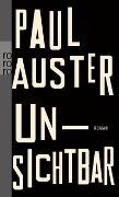 Cover-Bild zu Auster, Paul: Unsichtbar