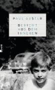 Cover-Bild zu Auster, Paul: Bericht aus dem Inneren