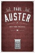 Cover-Bild zu Auster, Paul: New York trilógia (eBook)