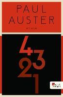 Cover-Bild zu Auster, Paul: 4 3 2 1 (4321) (eBook)