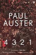 Cover-Bild zu Auster, Paul: 4 3 2 1 (eBook)