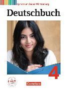 Cover-Bild zu Deutschbuch Gymnasium 4 8. Schuljahr. Schülerbuch. BW von Eger, Georg