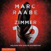 Cover-Bild zu Raabe, Marc: Zimmer 19 (Tom Babylon-Serie 2)