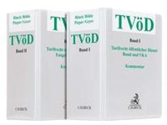 Cover-Bild zu Böhle, Thomas (Hrsg.): TVöD - TVöD
