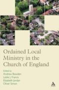 Cover-Bild zu Bowden, Andrew (Hrsg.): Ordained Local Ministry in the Church of England (eBook)