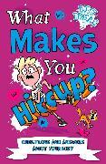 Cover-Bild zu What Makes You Hiccup? (eBook) von Canavan, Thomas