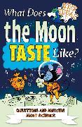 Cover-Bild zu What Does the Moon Taste Like? (eBook) von Canavan, Thomas