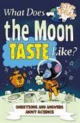 Cover-Bild zu What Does the Moon Taste Like? von Canavan, Thomas
