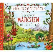 Cover-Bild zu Grimm, Wilhelm: Reise durch das Märchenland - Die beliebtesten Märchen der Brüder Grimm (Audio Download)