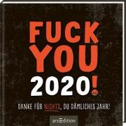 Cover-Bild zu Fuck you 2020!