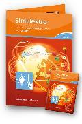 Cover-Bild zu SimElektro - Grundstufe 1.1 - Simulationen zur Elektrotechnik - Keycard von Käppel, Thomas