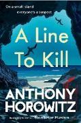 Cover-Bild zu Horowitz, Anthony: A Line to Kill (eBook)