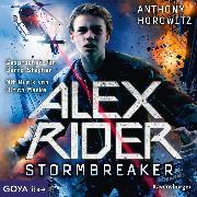 Cover-Bild zu Horowitz, Anthony: Alex Rider. Stormbreaker (Audio Download)